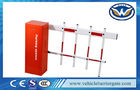 Road Barrier Gate Operator Parking Traffic Barrier Boom Gate Customized Color