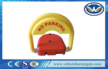 চীন CE Approved car parking space protector , Remote Control Parking Barrier Lock পরিবেশক