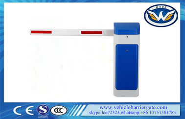 চীন AC Pure Copper Motor Electric Barrier Gate Straight Arm Auto Parking কারখানা